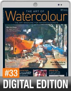 The Art of Watercolour 33rd issue - Digital Edition