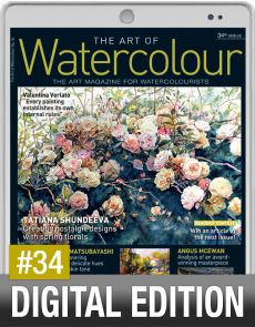 The Art of Watercolour 34th issue - Digital Edition