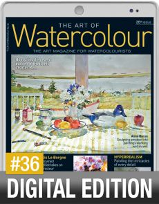 The Art of Watercolour 36th issue - DIGITAL Edition