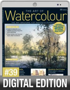The Art of Watercolour 39th issue - DIGITAL Edition