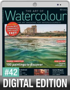 The Art of Watercolour 42nd issue - DIGITAL Edition