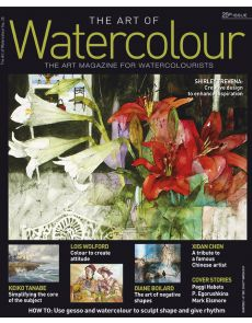 The Art of Watercolour 25th issue - The magazine for watercolourists