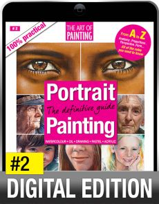 Portrait Painting: the definitive Guide - Digital Edition