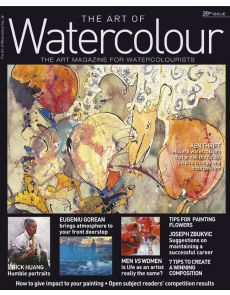 The Art of Watercolour 28th issue - The art magazine for watercolourists