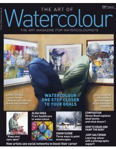 The Art of Watercolour 29th issue - Watercolour one step closer to your goal