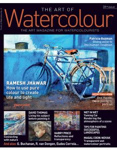 The Art of Watercolour 31st issue - Artists from all over the world