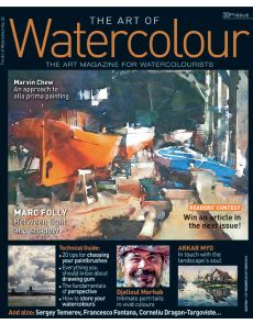 The Art of Watercolour 33rd issue - PRINT Edition