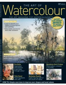 The Art of Watercolour 39th issue - PRINT Edition