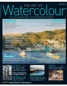 The Art of Watercolour 41st issue - PRINT Edition