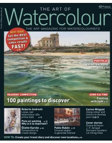 The Art of Watercolour 42nd issue - PRINT Edition