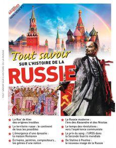 Tout savoir sur l'histoire de la Russie - Les Grandes Enigmes de l'Histoire Hors-série n°2