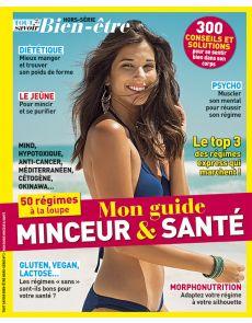 Mon guide Minceur et Santé - Tout Savoir Bien-être Hors-série 03