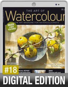 The Art of Watercolour 18th issue Digital Edition