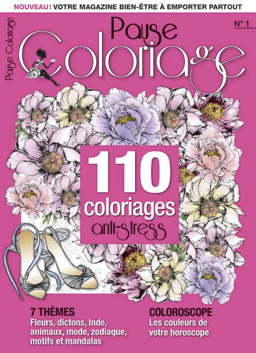 Coloriage Anti Stress Indien.Pause Coloriage N 1 110 Coloriages Anti Stress