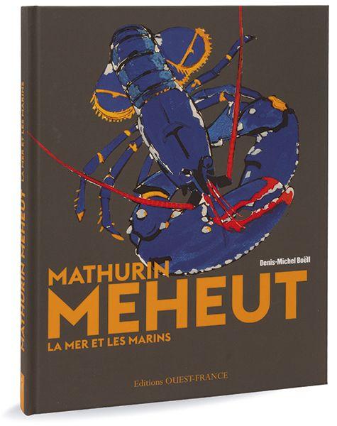 Coloriage La Ferme De Mathurin.Mathurin Meheut La Mer Et Les Marins