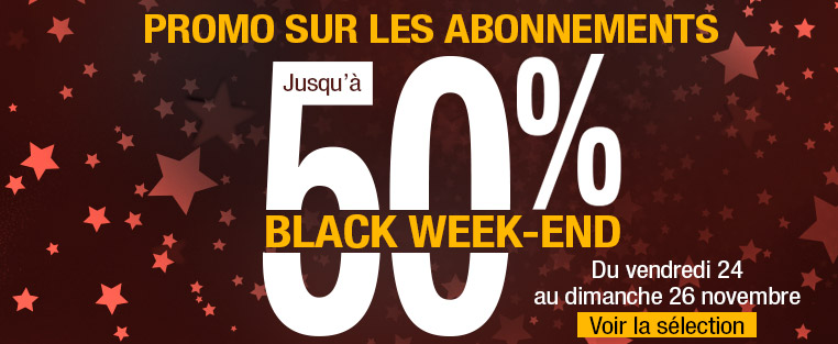 Black week end