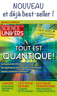 Science et Univers numero 25