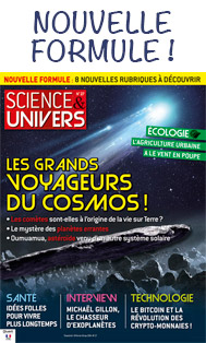 Science et Univers magazine