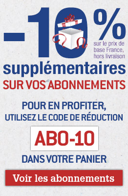 abonnement magazine science