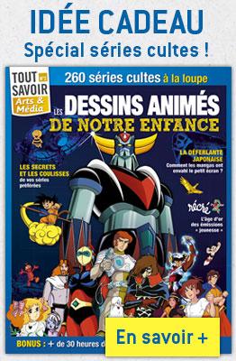 Les dessins animés cultes